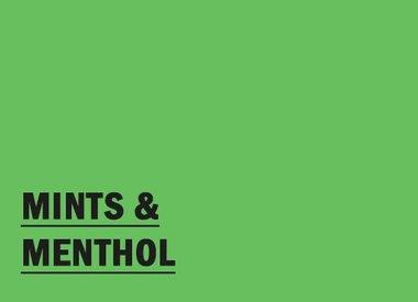 Mints & Menthol