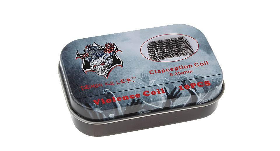 Demon Killer Demon Killer Clapception Coil 0.35ohm