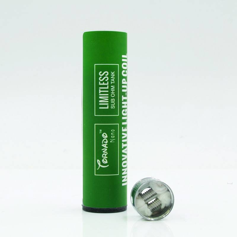 Ijoy iJoy Innovative Light-Up Coil 0.3ohm Without Led