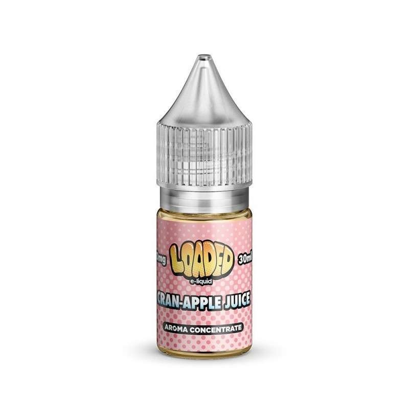 Loaded Loaded Cran-Apple Juice One Shot Concentrate 30ml