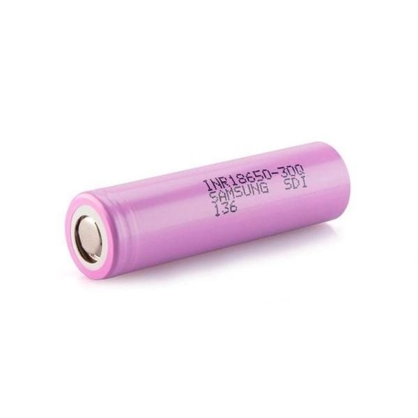 Samsung Samsung 30Q 18650 3000mah Li-Ion Battery 15A