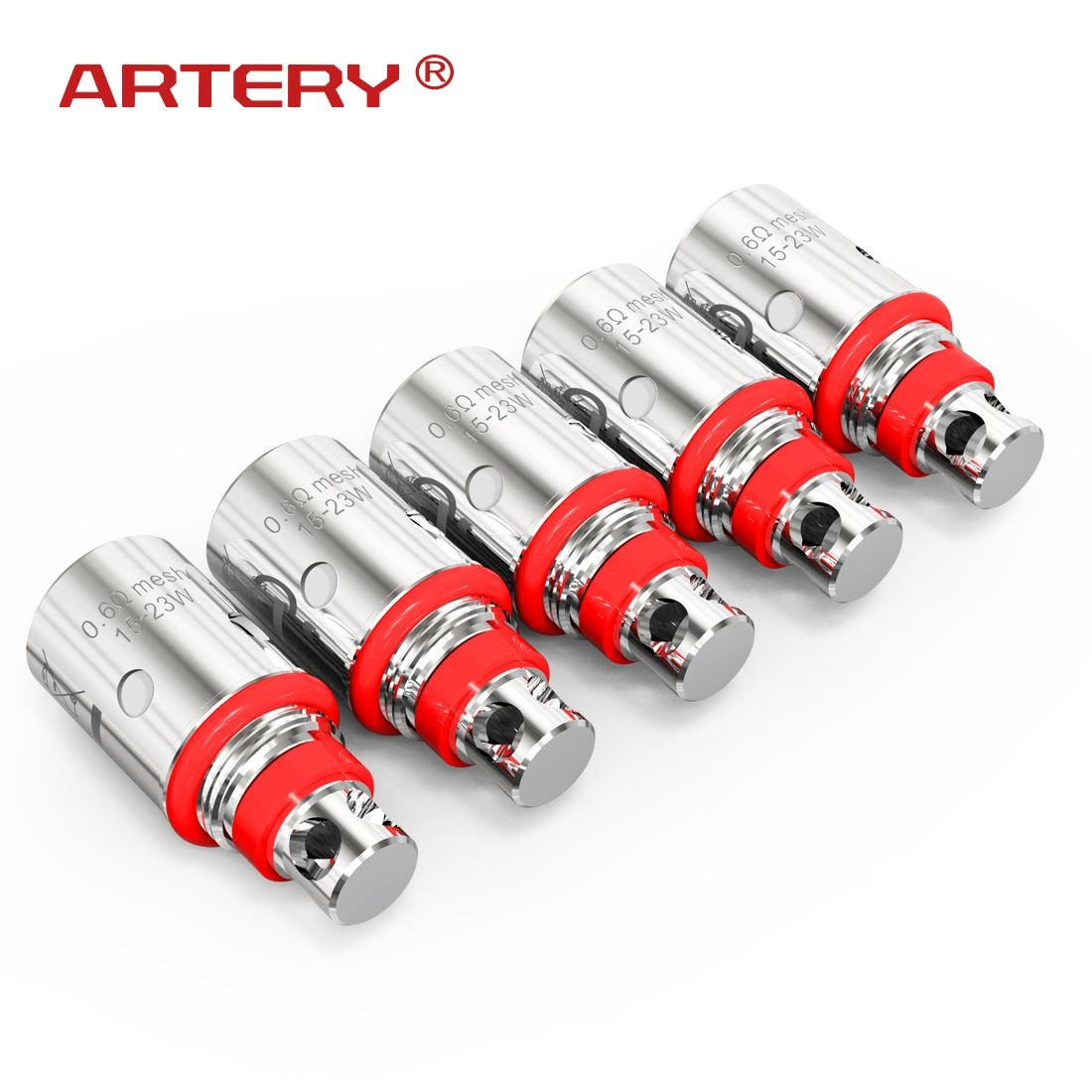 Artery Artery PAL-II Replacement Coil