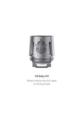 Smok Smok TFV8 Baby M2 Replacement Coil 0.15ohm ( 1pc )