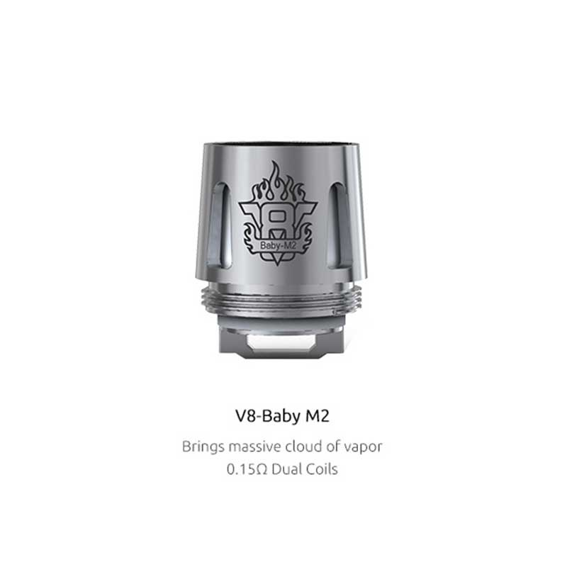 Smok Smok V8 Baby M2 Replacement Coil 0.15ohm