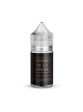 Marina Vape Creme De La Creme - Blueberry Creme Brulee One Shot Concentrate 30ml
