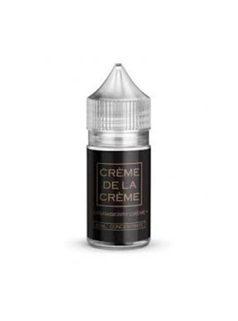 Marina Vape Creme De La Creme - Strawberry Creme One Shot Concentrate 30ml