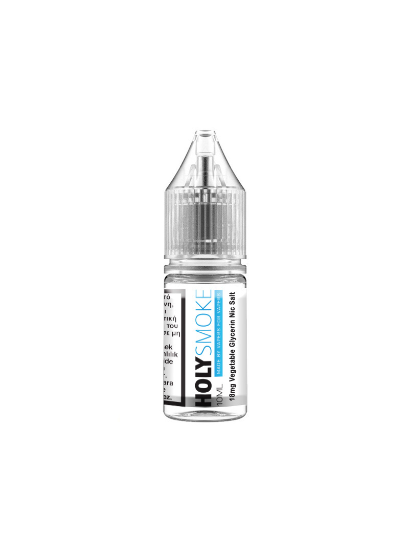 Holysmoke Holysmoke 18mg Vegetable Glycerin Nicotine Salts Shot 10ML