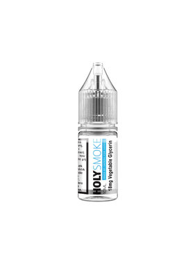 Holysmoke 18mg Vegetable Glycerin Nicotine 10ML