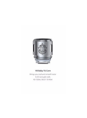 Smok Smok TFV8 Replacement Coil V8-T6 (1pc)