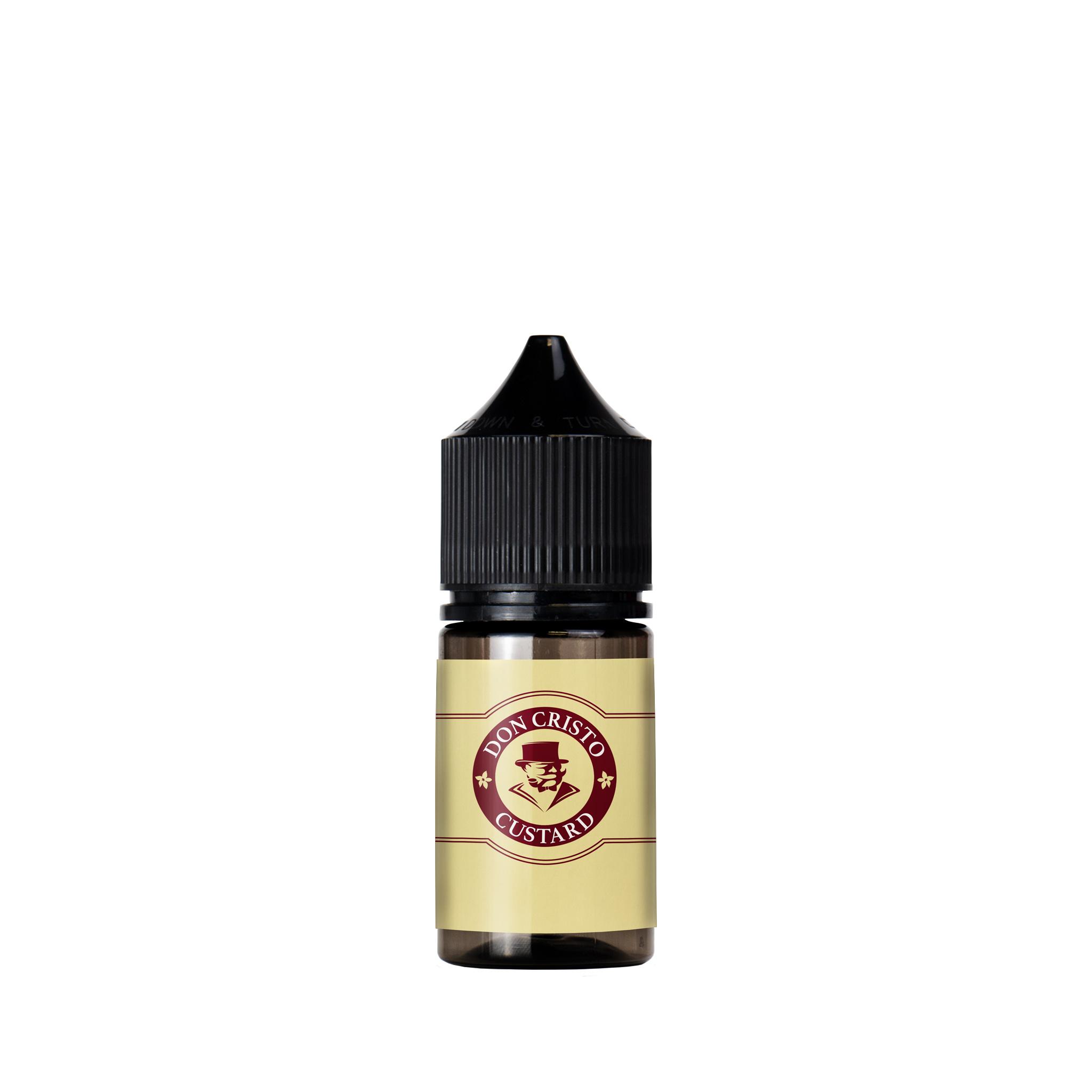 Don Cristo Don Cristo - Custard Flavour 30ml Concentrate (Sucralose Free)