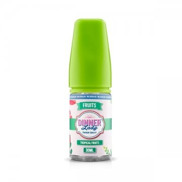 Dinner Lady Dinner Lady - Tropical Fruits 30ml Flavour Concentrate