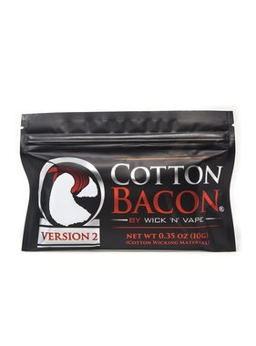 Wick 'N' Vape Cotton Bacon V2 10g