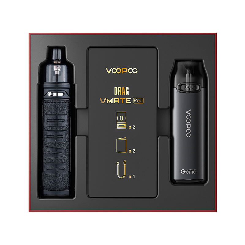 Voopoo Voopoo Limited Edition Drag X + Vmate