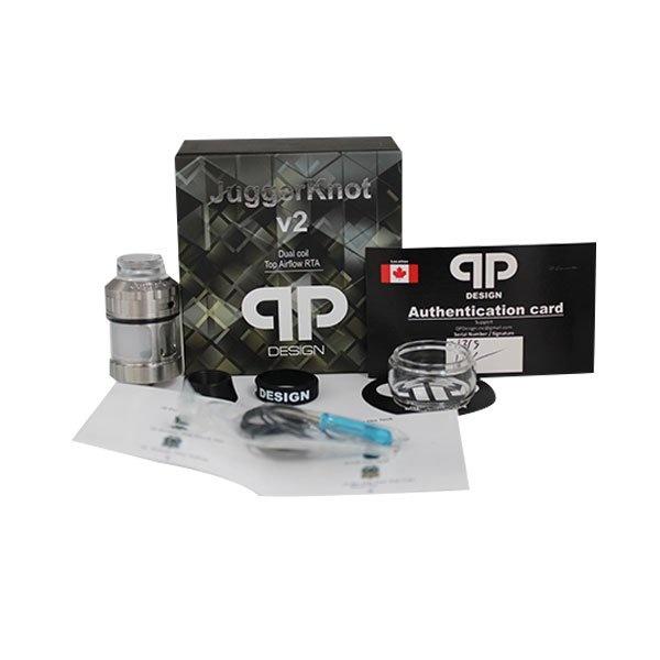 QP Design QP Design Juggerknot V2
