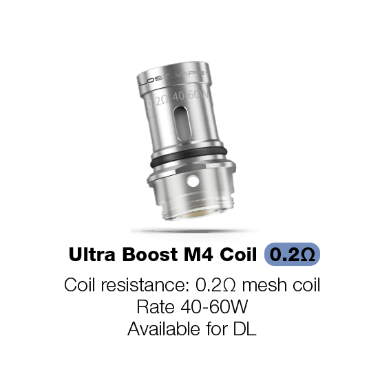 Lost Vape Lost Vape - Ultra Boost Replacement Coil (Single)