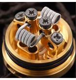 Wotofo Wotofo Dual Core Fused Clapton 2x26+40 Ni80 3.0mm 0.38ohm (5pcs)