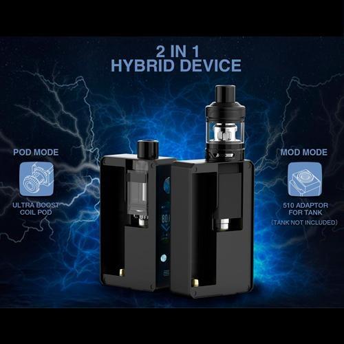 Lost Vape Lost Vape - Gemini Hybrid Pod Mod Kit