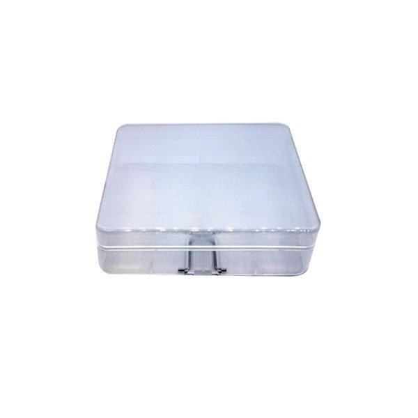 18650 Quad Plastic Battery Case