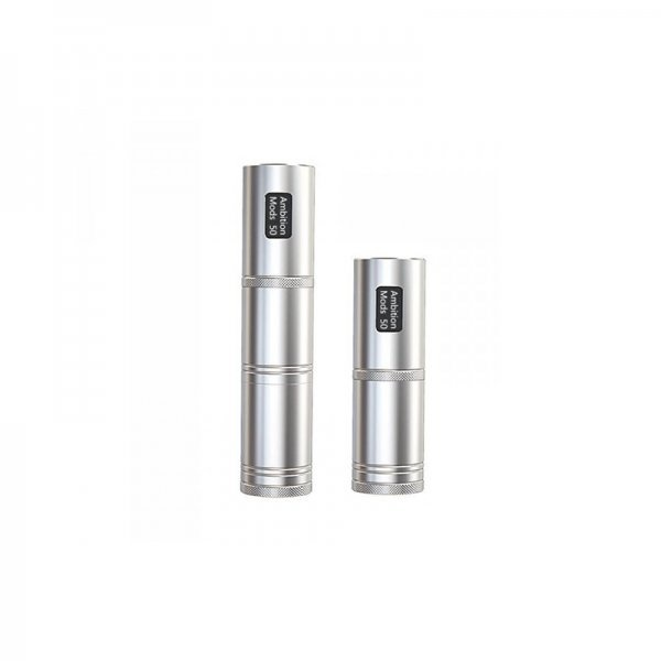 Ambition Mods Ambition Mods Converter 50w Mod (Stainless Steel - Black)