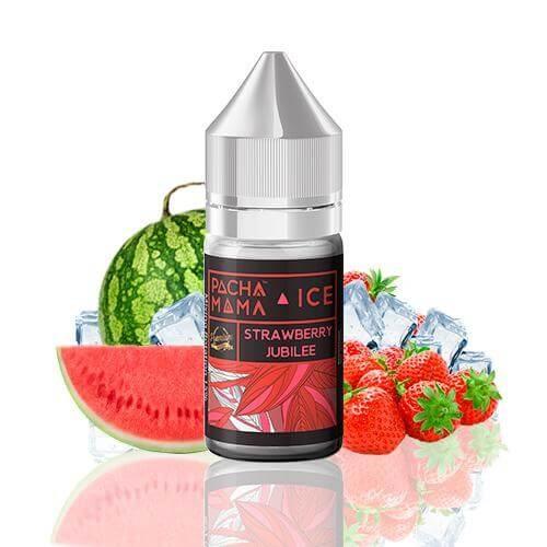 Pacha Mama Pacha Mama, Strawberry Jubilee Ice 30ml Flavour Shot