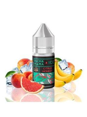 Pacha Mama Pacha Mama, Citrus Monkey Ice 30ml Flavour Shot