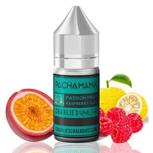 Pacha Mama Pacha Mama, Passionfruit Raspberry Yuzu 30ml Flavour Shot