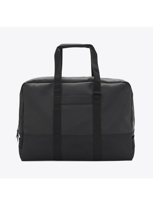 Rains Rains Luggage Bag Black