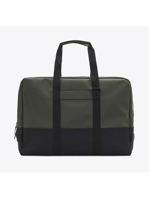 Rains Luggage Bag Green