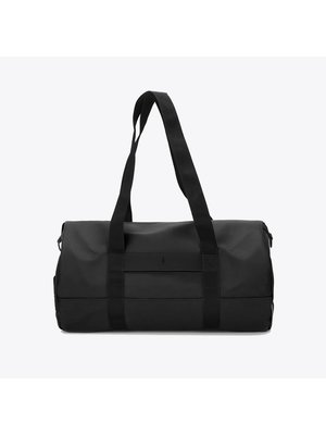 Rains Duffel Bag Black