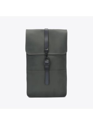 Rains Backpack Green Rugzak