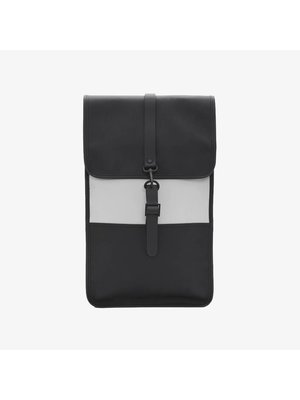 Rains Backpack Zwart/Grijs