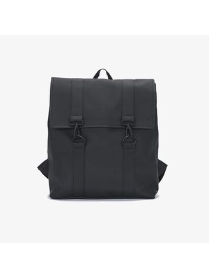 Rains Rains MSN Bag Black