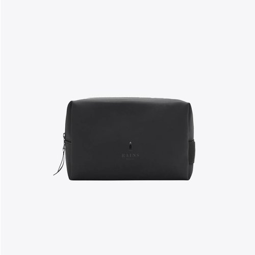 Rains Wash Bag Black
