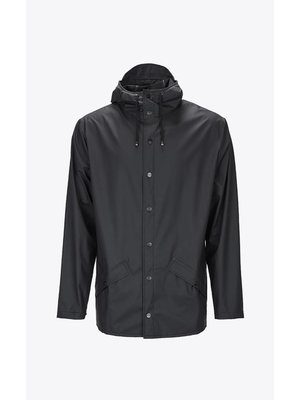 Rains Jacket Zwart