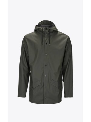Rains Jacket Groen