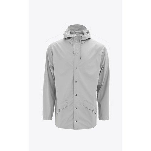 Rains Jacket Lichtgrijs
