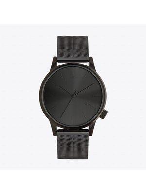 Komono Winston Royale Black Horloge