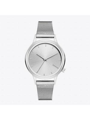 Komono Lexi Royale Silver Watch