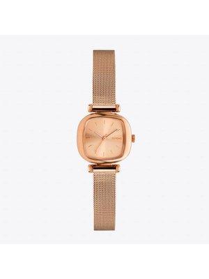 Komono Moneypenny Royale Rose Gold Watch