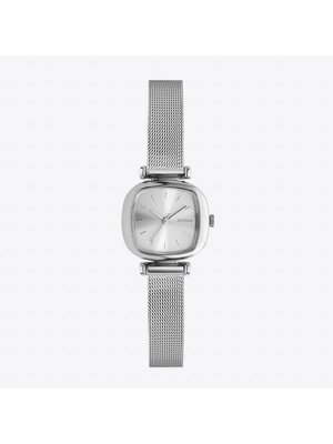 Komono Moneypenny Royale Silver Horloge