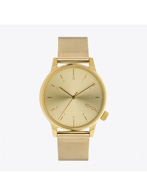 Komono Winston Royale Zirconium Watch