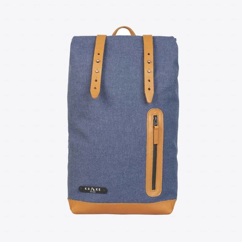 Kraxe Wien Kraxe Azoren Backpack Blue