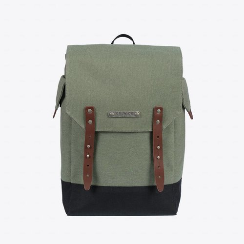 Kraxe Wien Kraxe Tirol Backpack Green