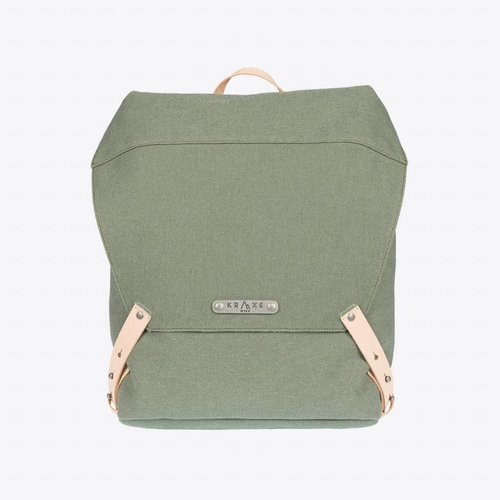 Kraxe Wien Nasch Backpack Green