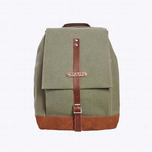 Kraxe Wien Kraxe Nusa Backpack Green