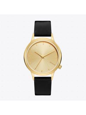 Komono Lexi Black Horloge