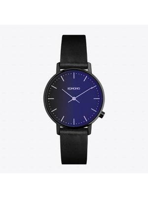 Komono Harlow Midnight Horloge