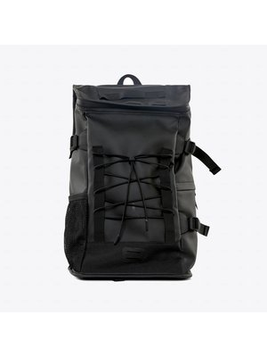 Rains Mountaineer Bag Black Backpack
