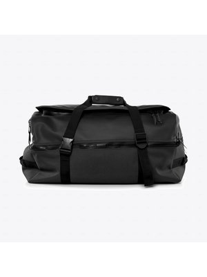 Rains Duffel Backpack Large Zwart
