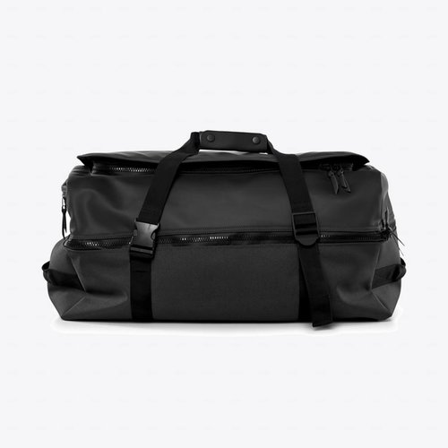 Rains Duffel Backpack Large Black